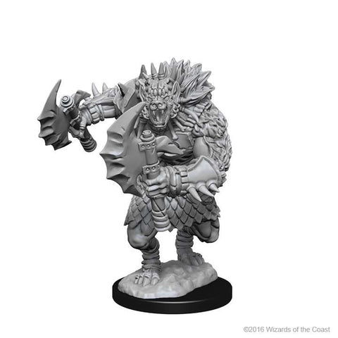 Image of D&D - Unpainted Miniatures Gnolls