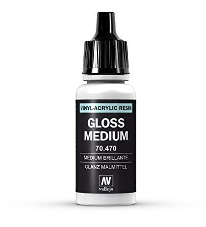 Vallejo - 470 Gloss Medium 17ml