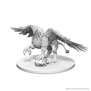 D&D - Unpainted Miniatures Griffin