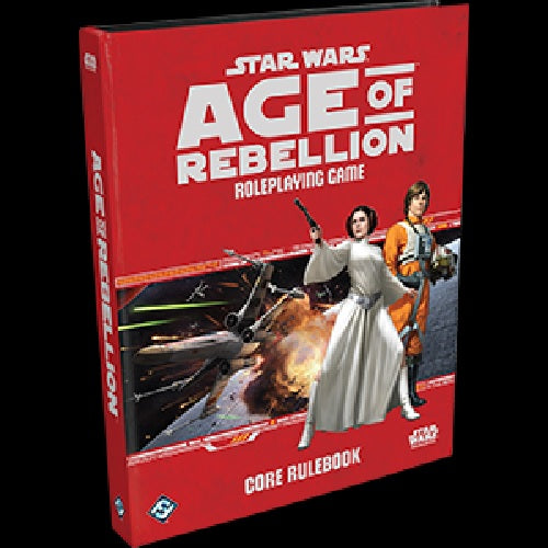 Star Wars RPG Age of Rebellion Core Book