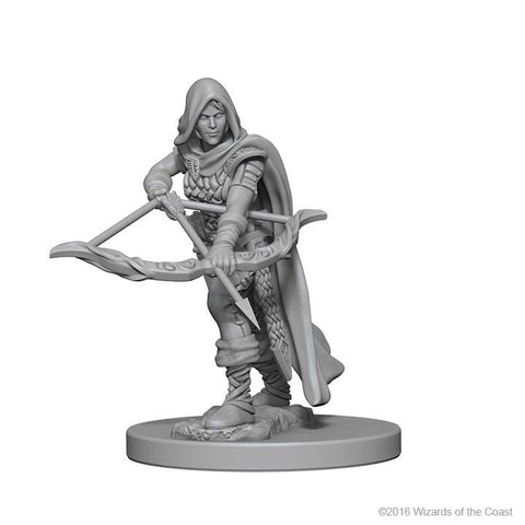Image of D&D Miniatures Human Ranger Female