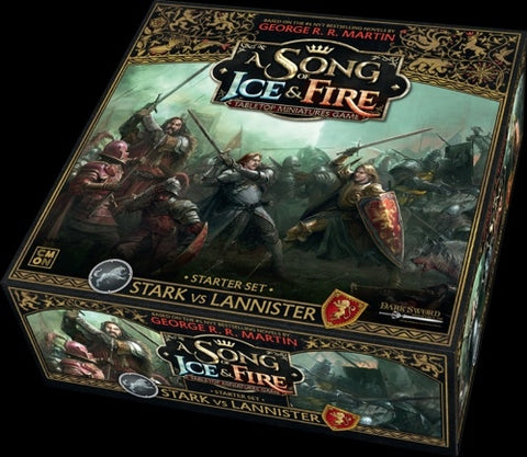 A Song Of Ice & Fire Tabletop Miniatures Game Starter Set