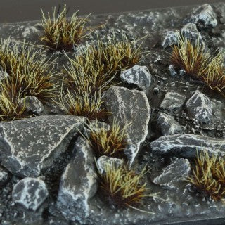 Gamers Grass Burned 6mm Tufts Wild