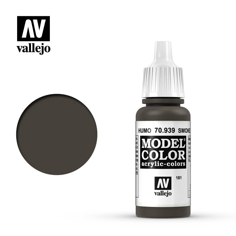 Vallejo Model Colour - 939 Smoke 17ml