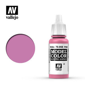 Vallejo Model Colour - 958 Pink 17ml