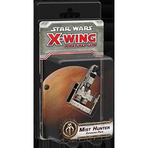 Star Wars X-Wing - Mist Hunter Expansion Pack