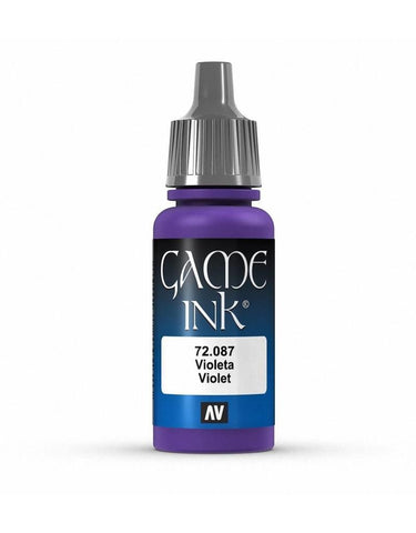 Vallejo Game Ink - 087 Violet 17ml