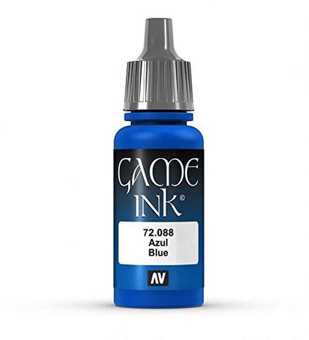 Vallejo Game Ink - 088 Blue 17ml