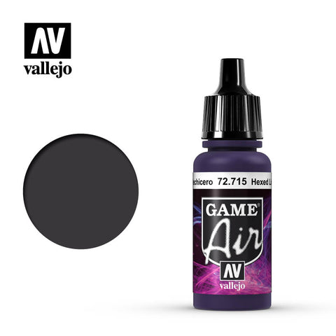 Vallejo Game Air - 715 Hexed Lichen 17ml