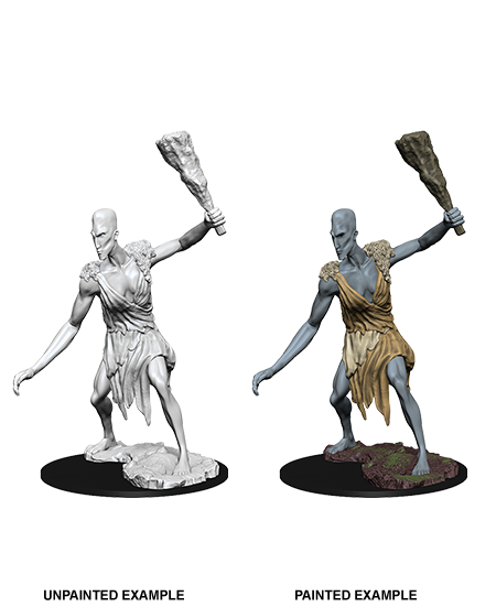 D&D Miniatures Stone Giant