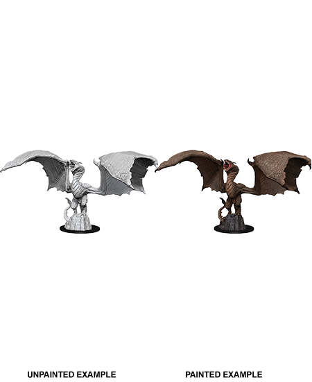 D&D Miniatures Wyvern