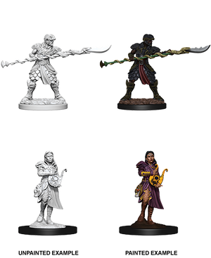 D&D Miniatures Yuan-Ti Pureblood Adventurers