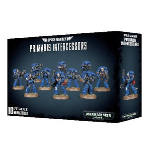 Space Marines - Primaris Intercessors