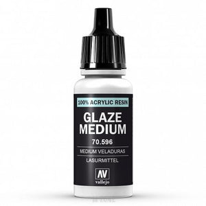 Vallejo - 596 Glaze Medium 17ml