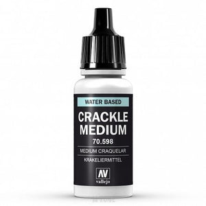 Vallejo - 598 Crackle Medium 17ml