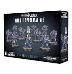 Space Marines - Mark 3 Space Marines