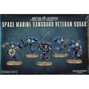 Space Marines - Vanguard Veterans