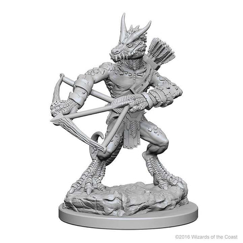 D&D - Unpainted Miniatures Kobolds