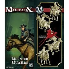 Malifaux Guild - Mounted Guards