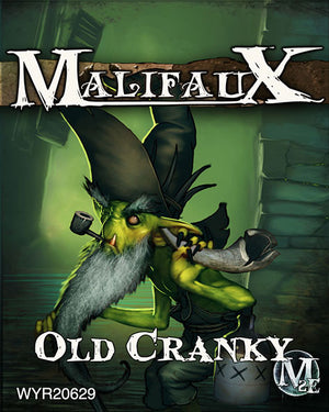 Malifaux Gremlins - Old Cranky