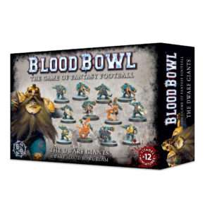 Blood Bowl - The Dwarf Giants Team