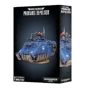 Space Marines - Primaris Repulsor