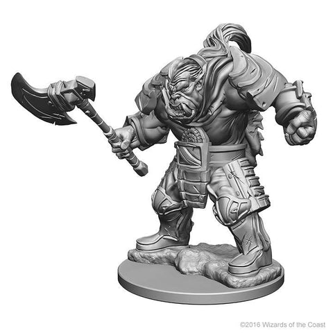 Image of D&D - Unpainted Miniatures Orcs