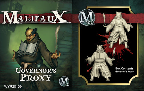 Malifaux Guild - Governors Proxy