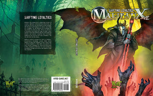 Malifaux - Shifting Loyalties Expansion Book