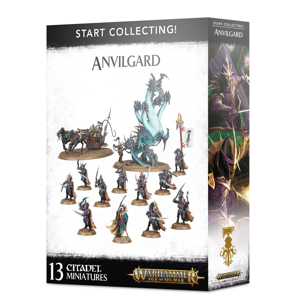 Anvilguard Start Collecting Set