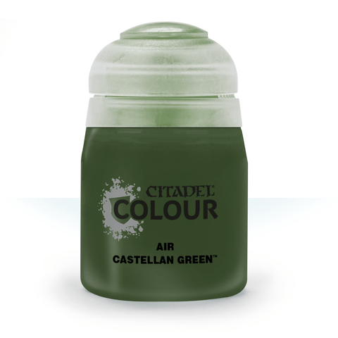 Citadel Air Castellan Green 24ml
