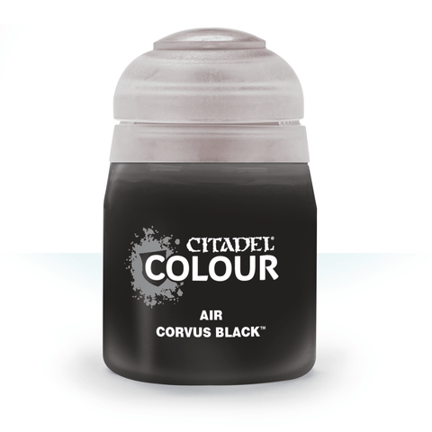 Citadel Air Corvus Black 24ml
