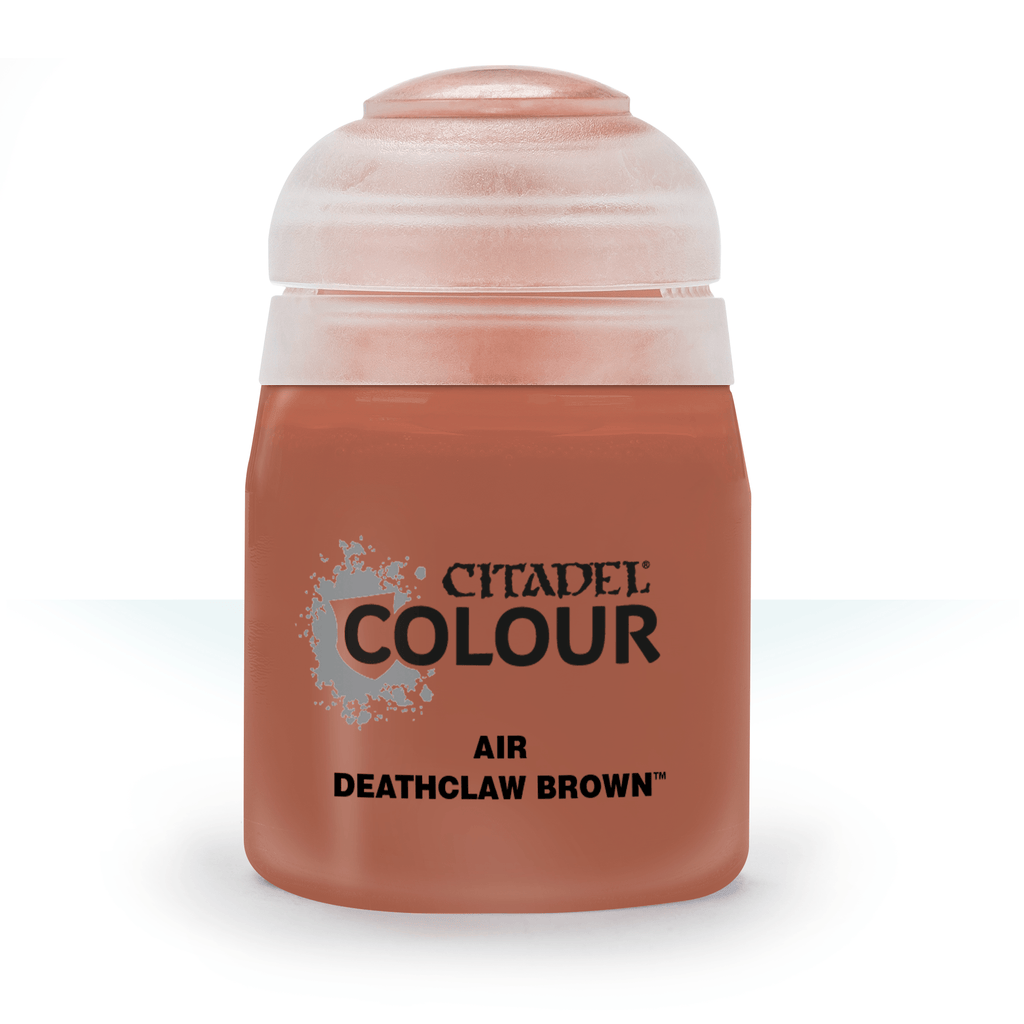 Citadel Air Deathclaw Brown 24ml