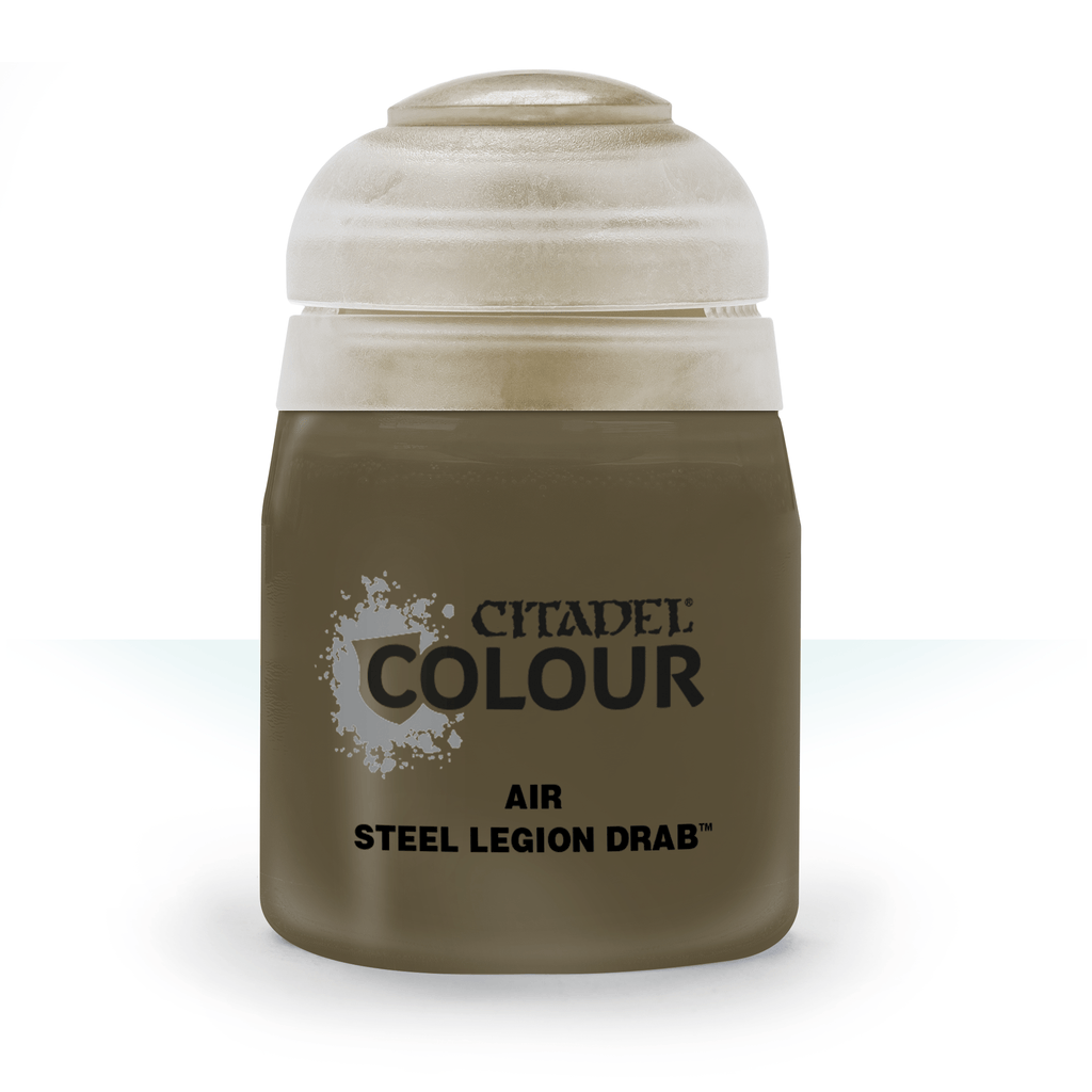 Citadel Air Steel Legion Drab 24ml