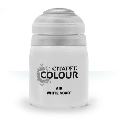 Citadel Air White Scar 24ml