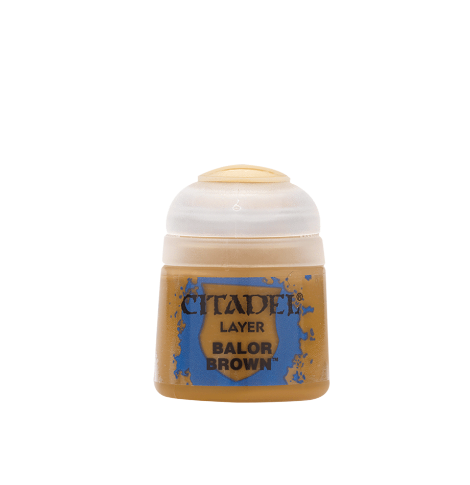Citadel Layer - Balor Brown 12ml