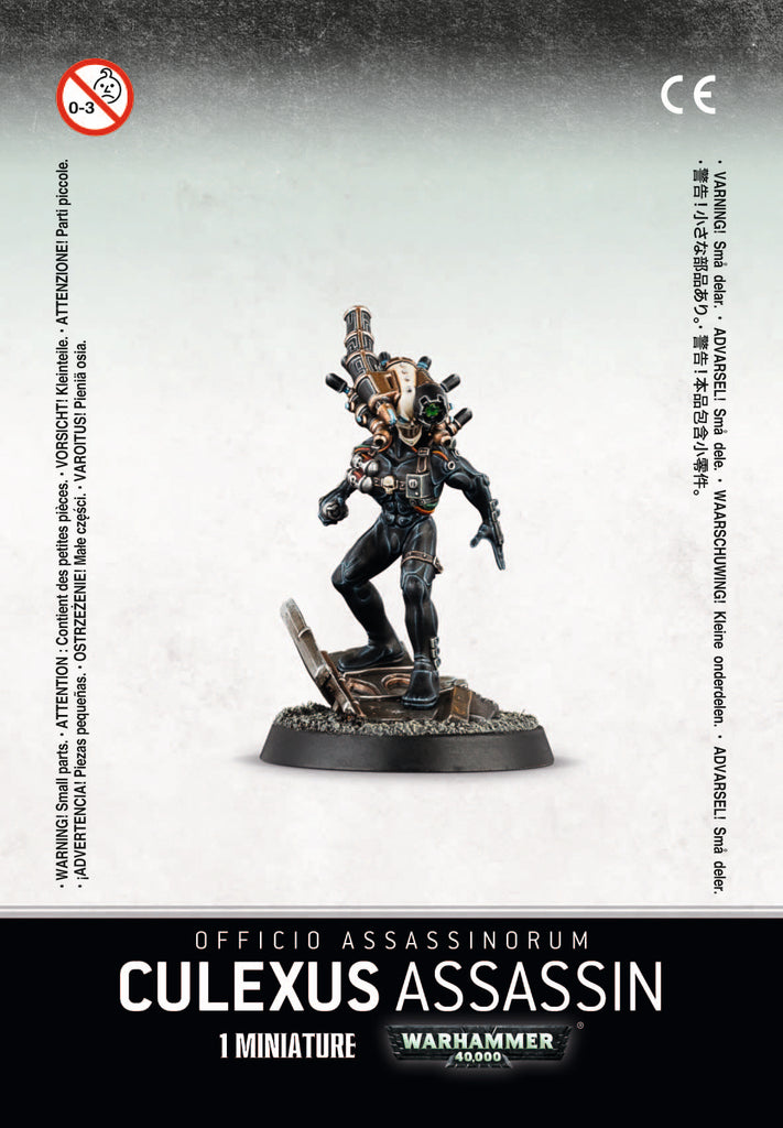 Officio Assassinorum - Culexus Assassin