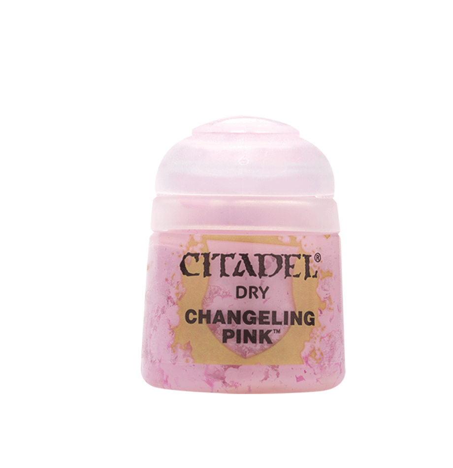 Citadel Dry - Changeling Pink 12ml