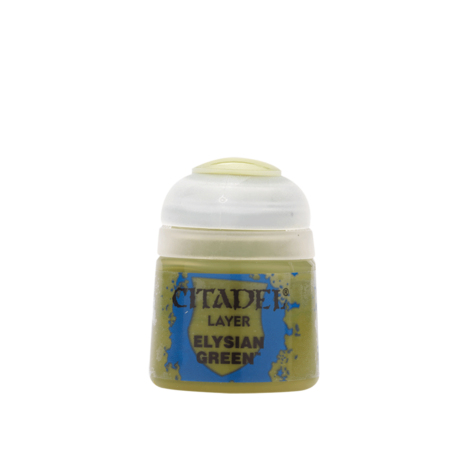 Citadel Layer - Elysian Green 12ml