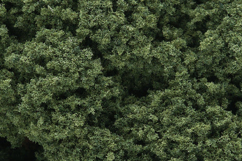 Woodland Scenics Foliage Clusters Medium Green FC58