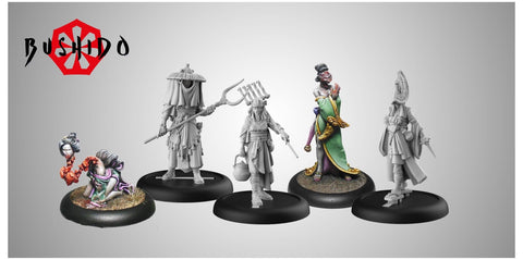 Image of Bushido Cult of Yurei Starter Set