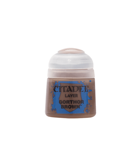 Citadel Layer - Gorthor Brown 12ml