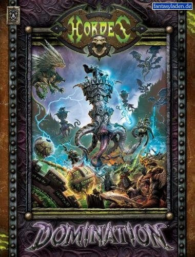 Hordes - Domination Softcover Book
