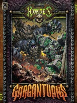 Hordes - Gargantuans Expansion Soft Cover
