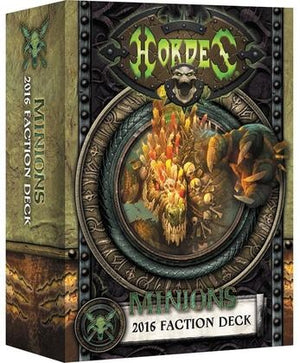 Hordes Minions - 2016 Faction Deck