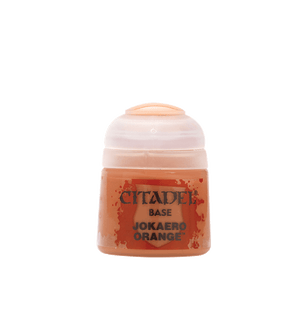 Citadel Base - Jokaero Orange 12ml