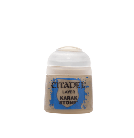 Citadel Layer - Karak Stone 12ml
