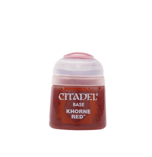 Citadel Base - Khorne Red 12ml