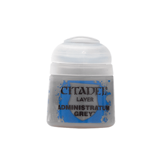 Citadel Layer - Administratum Grey 12ml