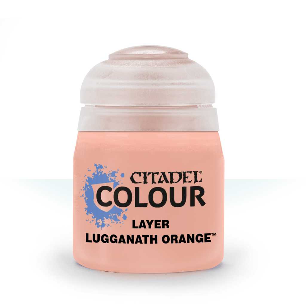 Citadel Layer Lugganath Orange 12ml